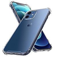 Ốp Lưng Case TPU Dẻo Chống Sốc Dành Cho iPhone 12/12Pro / iPhone 12 Promax / iPhone 12 Mini - Hàng Chính Hãng Meliya accessories