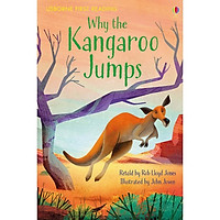 Usborne First Reading Level One: Why the Kangaroo Jumps