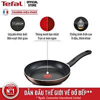 [Gift] Chảo chiên Tefal Day By Day G1430405 24cm - Tương thích với tất cả các mặt bếp - Công nghệ Thermor-spot cảnh báo nhiệt - Hàng chính hãng