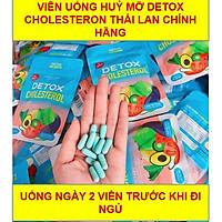 Viên Uống HỦY MỠ THỪA giấm táo lên men Thái Lan [giành cho cơ địa khó giảm]