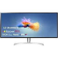 Màn Hình LG 34WK95U-W 34inch 5K2K UltraWide 5ms 60Hz Nano IPS Speaker - Hàng Chính Hãng
