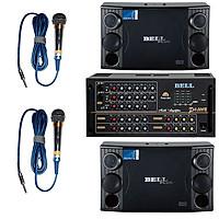 Bộ âm thanh karaoke và nghe nhạc BellPlus 1000SE - Hàng chính hãng
