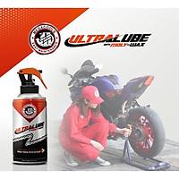 Megacools Ultra Lube MOLY WAX 300ml - Xịt bảo dưỡng sên siêu cao cấp, chống vắng, chống rít,chống kêu sên