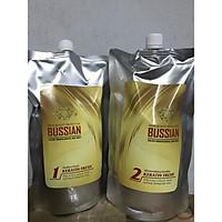 Bộ thuốc Uốn túi  Bussian  Cao Cấp (1000mlx2)