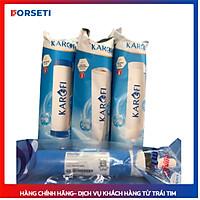 Combo 3 lõi lọc thô 123 + 1 màng RO Karofi - Hàng chính hãng
