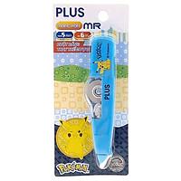 Xóa Kéo Plus Mr Pokemon Plus-100-V004 - Màu Xanh