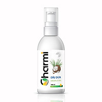 Dầu Dừa Charmi Coconut oil (100 ml)