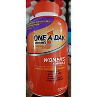 Viên Uống One A Day Women Multivitamin 300 Viên Của Mỹ