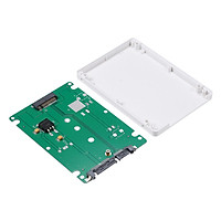 Adapter Chuyển Đổi SSD M2 SATA ( NGFF ) To 2.5 inch SATA iii - Màu Ngẫu Nhiên