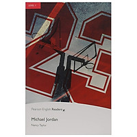 Level 1: Michael Jordan Book and CD Pack (Pearson English Graded Readers)