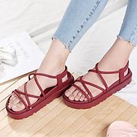 Giày sandal nữ đi mưa thời trang mới nhất V256
