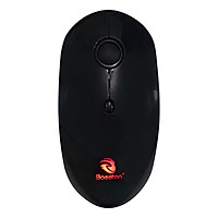 Chuột không dây pin sạc siêu mỏng Bosston Q9 Silent  - Hàng Chính Hãng