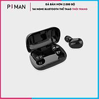 Tai nghe Bluetooth 5.0 nhét tai không dây mini gaming pin trâu trời trang- Đèn LED hiển thị dung lượng pin - Hàng chính hãng TNBT01