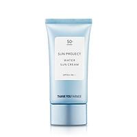 Kem chống nắng Thank You Farmer Sun Project Water Sun Cream SPF50+ PA+++ 50ml