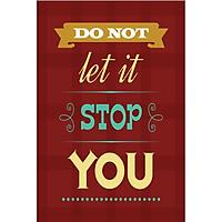 Decal trang  trí Slogan trang trí văn phòng công ty số 11