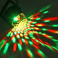 Disco Ball Strobe Light Sound Activated with Remote Control Dj Lights  for Festival Bar Club Party Wedding Show Home