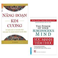 Combo 2 Cuốn Sách : Sức Mạnh Tiềm Thức + Năng Đoạn Kim Cương (Tặng kèm Bookmark Happy Life / Cuốn Sách Cho Những Ai Muốn Thành Công Và Hạnh Phúc )