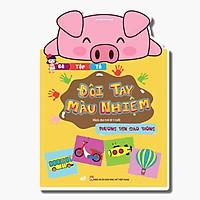 Sách Tô Màu Đôi Tay Màu Nhiệm - Bé Tập Tô Màu Phương Tiện Giao Thông - Dành Cho Bé Từ 3 Tuổi
