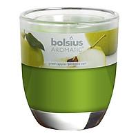 Ly nến thơm Bolsius Green Apple BOL7785 295g (Hương táo xanh)