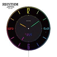 Đồng hồ màn hình điện tử 365 màu Nhật Bản RHYTHM 8RZ197SR02 – sử dụng điện , kích thước 27.0 cm .