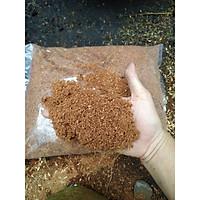 Xơ dừa trồng cây, mụn dừa ,giá thể trộn đất , giữ ẩm túi 5 lít
