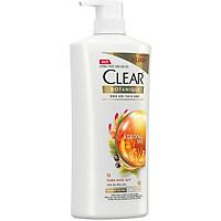 Dầu Gội Sạch Gàu Clear Botanique 9 Thảo Dược Quý (900g)