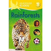 Kingfisher Readers Level 5: Rainforests