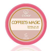 Kem Tẩy Tế Bào Chết Từ Cafe C'Choi - Coffee's Magic