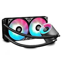 Bộ tản nhiệt cho CPU Deepcool Castle 240RGB - Hàng Chính Hãng