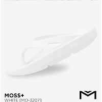 Dép xỏ ngón Domba Moss+ Trắng (White) MO-3207