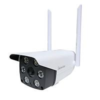Camera wifi ngoài trời CareCam CV925H 3.0MP Full HD, 2 đèn hồng ngoại, 4 led trợ sáng, tương tác 2 chiều, 2 anten, hỗ trợ thẻ nhớ lên đến 128G, cảnh báo chống trộm- Hàng nhập khẩu