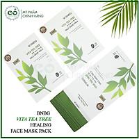Mặt Nạ Tràm Trà BNBG VITA TEA TREE HEALING FACE MASK PACK 30g