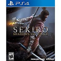 Đĩa game PS4 Sekiro Shadows Die Twice - Hàng Nhập Khẩu