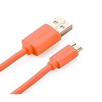 Cáp Sạc Micro USB 2.0 Ugreen Dài 1M Màu Cam 10864 - Hàng chính hãng