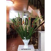 Bình hoa kiểu dáng bàn tay phật 35cm