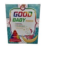 Good Baby Paris - Bổ sung enzyme, axit amin, vitamin, chất xơ cho cơ thể, Giúp ăn Ngon miệng, nâng cao sức khỏe