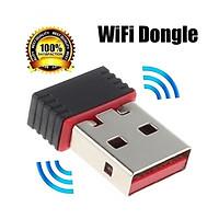USB Thu Wifi Mini 802.11n 150/300/450Mbps Không Anten