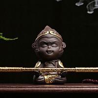 Tượng Tôn Ngộ Không | Gốm sứ cao cấp Tượng Tôn Ngộ Không - Mỹ Hầu Vương. ( 150k/ tượng )