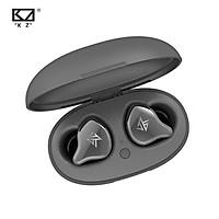 KZ S1D TWS Wireless Headphones Mini Smart Bluetooth 5.0 In-Ear Headset with Mic Pick Up Automatic Pairing Handsfree