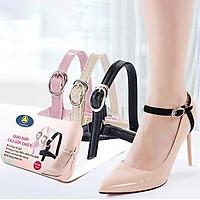Quai giày cao gót ẩn bằng silicon trong suốt kiểu chữ Y buybox BBPK51