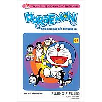 Sách - Doraemon Truyện Ngắn - Tập 43