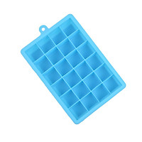 24 Grid Silicone Ice Cube Tray Molds DIY Desert Cocktail Juice Maker Square Mould