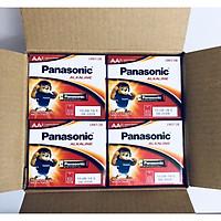Thùng pin (48 vỉ 2 viên) pin Kiềm Alkaline Panasonic AA LR6T/2B-Hàng chính hãng