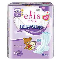 Băng Vệ Sinh Elis Fairy Wings  RP 30 cm (12 Miếng / Gói)