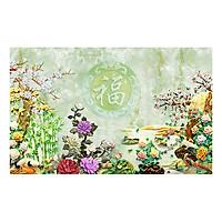 Tranh Dán Tường Ngọc Bích 3D 3DC456 (150 x 100 cm)