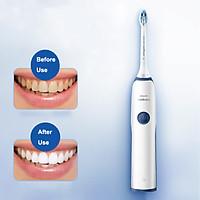 Bàn chải đánh răng điện chất lượng Philips Sonic HX3226 có thể sạc lại Hẹn giờ thông minh không thấm nước cho người lớn