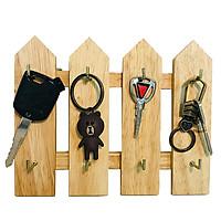 Hàng rào chìa khoá 4 thanh tiện lợi