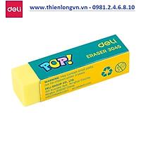 Gôm tẩy màu 4B Deli - 3045 màu vàng