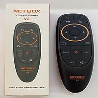 Điều Khiển giọng nói NETBOX V2 - Tích hợp MIC VOICE siêu nhạy - Hàng chính hãng