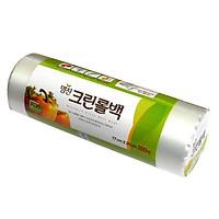 Set 200 túi đựng thực phẩm Myungjin sinh học (size 25 x 35cm) nội địa Hàn Quốc(Asobu)